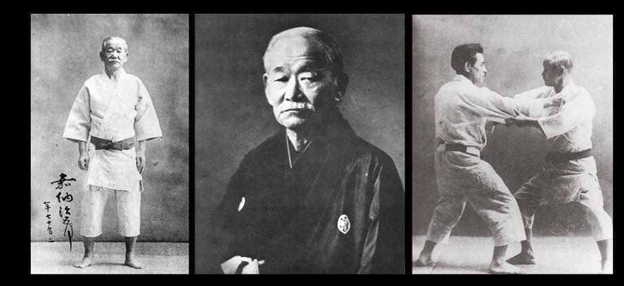 Kanō Jigorō